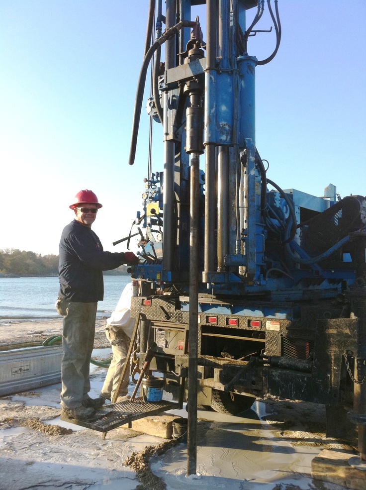 DVIDS - News - NMCB 4 Water Well Drilling Team conducts ... |Well Drilling