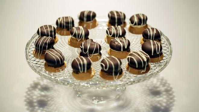Bitterkoekjes petitfours - recept | 24Kitchen