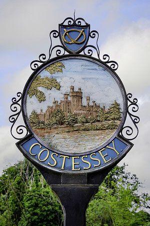 Costessey.