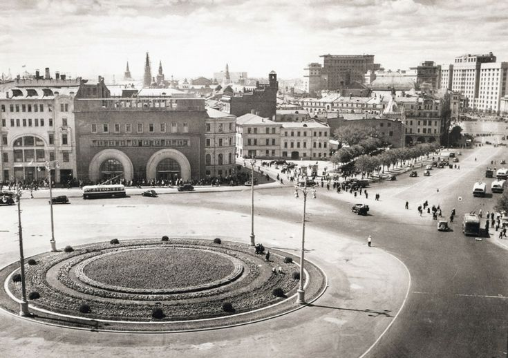 Dzerjinsky street, 1948