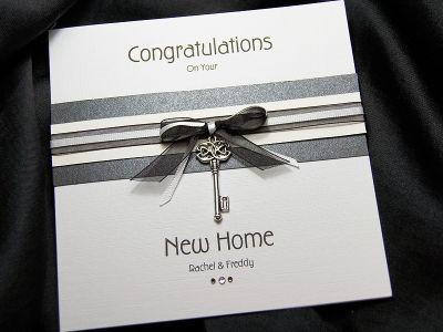 handmade new home card ideas - Google Search