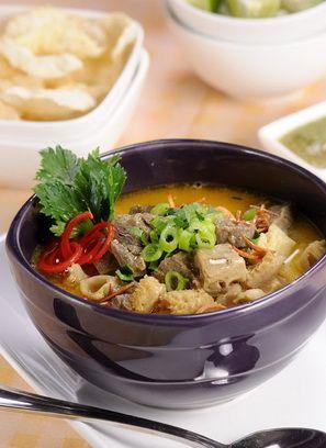 Resep Soto Betawi Kuliner Khas Nusantara Nikmat