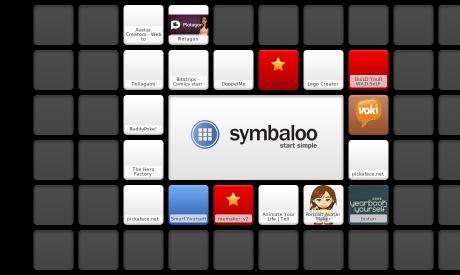 B2. RECURSO Webmix de Symbaloo, de herramientas para crear avatares. Útil para crear avatares como recurso educativo y medida de protección de la identidad de los alumnos. Curso Narrativa digital, de INTEF, 2017. #EduNarraDig