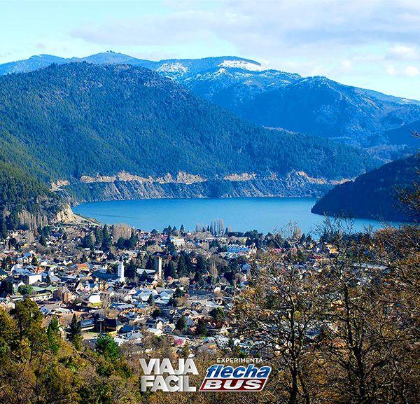 5- San Martín de los Andes en la Provincia de Neuquén