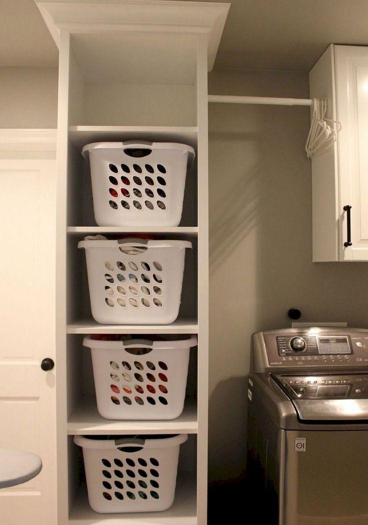 Diy Shelf 68 Stunning Diy Laundry Room Storage Shelves Ideas Wascheregale Waschkuchenorganisation Lagerregale