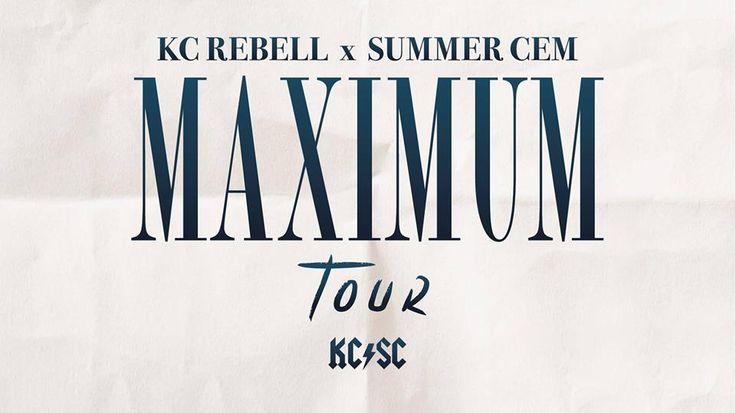 KC Rebell und Summer Cem im November 2017 auf Tour!