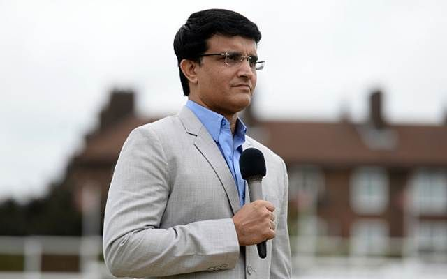 Sourav Ganguly not happy with the Johannesburg pitch for the final Test