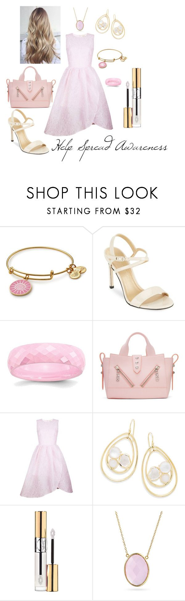 """Final Pink"" by timelesswaltz ❤ liked on Polyvore featuring Stuart Weitzman, Kenzo, Ukulele, Ippolita, Yves Saint Laurent and Bling Jewelry"