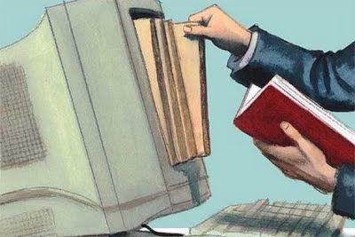 10 sitios para descargar libros-legales, sin vulnerar los derechos de autor.