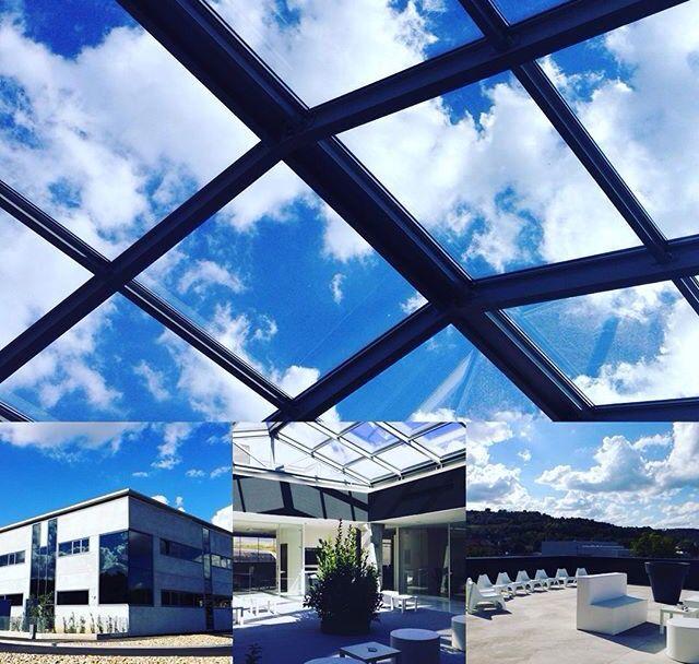 New #unomaglia headquartier #madeinitaly for top designer architecture industrial fashion