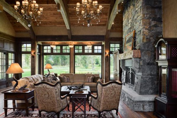 1000 ideas about rustic elegance decor on pinterest for Rustic elegant homes