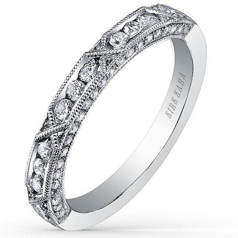 18 best ladies diamond wedding bands buffalo ny images on pinterest Wedding Bands Buffalo Ny kirk kara \