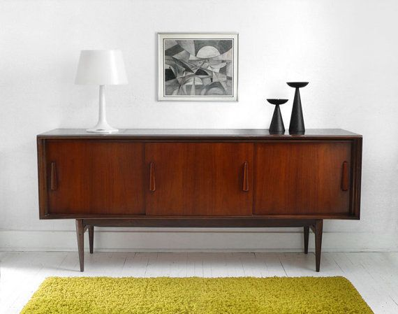mid century modern credenza chicago office interior design bar dallas