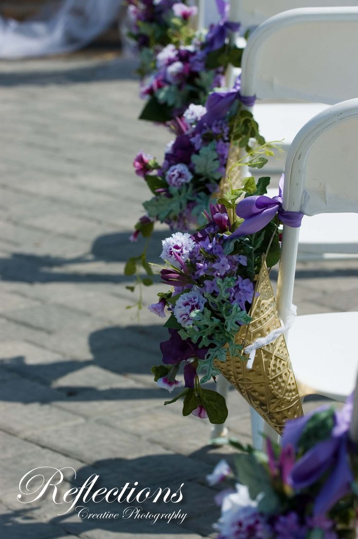 best outside wedding ceremonies images on pinterest