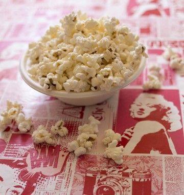 Photo de la recette : Pop corn au micro-onde