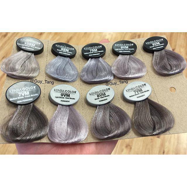 Guy Tang 50 Shades Of Gray Hair Grey Color Hair Styles