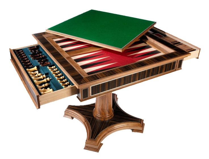 Buy LINLEY Classic Games Table by LINLEY - Made-to-Order designer Furniture from Dering Hall's collection of Traditional Game Tables.
