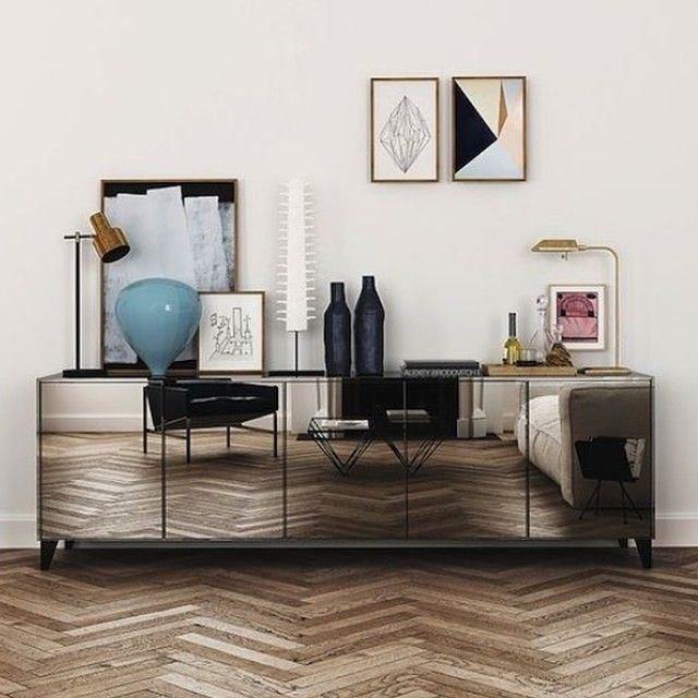 Styling // cabinet