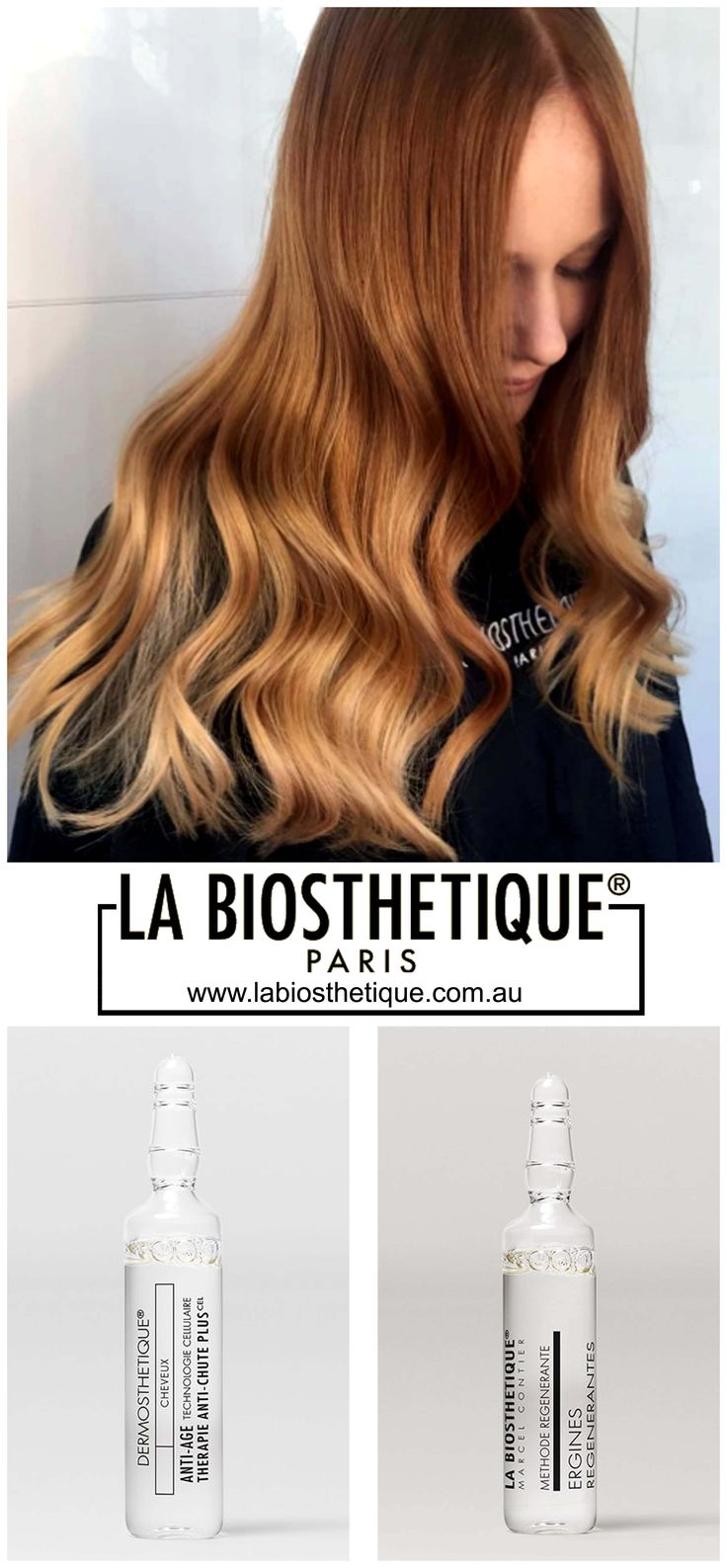 This ampoule hair treatment stimulates the natural nourishment of the hair roots, optimises hair quality and boosts hair growth. Hair care │Hair Growth │Hair styles │Hair loss treatment │New hair │Loose waves hair │Natural hair tips │Natural hair care │Deep conditioner │Shampoo│ Hair Products #Haircare #Hairgrowth #Hairlosstreatment #Newhair #Straithair #Loosewaveshair #Naturalhairtips #Naturalhaircare #Deepconditioner #Shampoo# Hairproducts