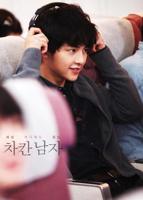 song joong ki <3 Nice Guy
