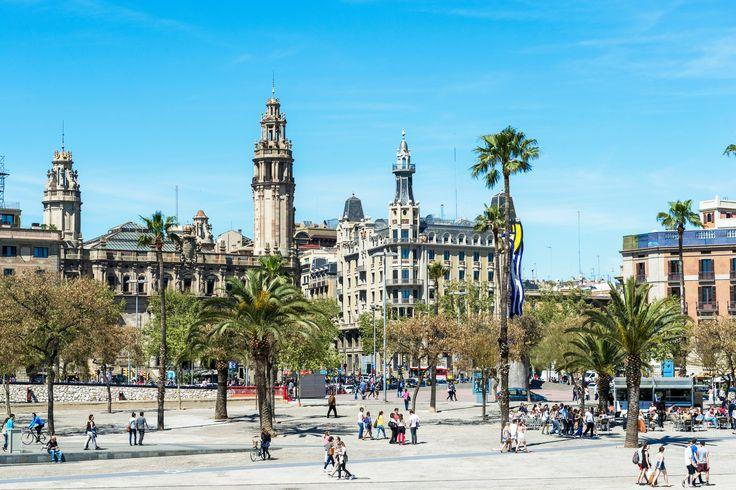#barcelona #spain #sunnydays