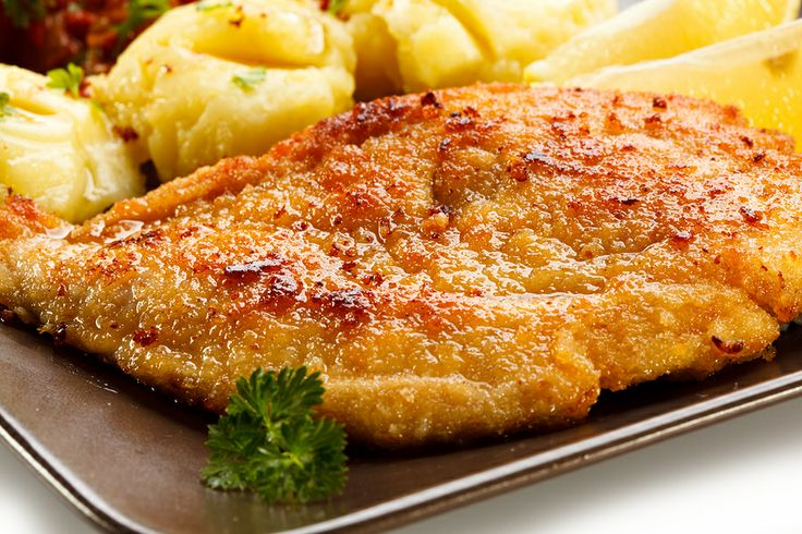 Breaded Crispy Pork Chops | Pork | Pinterest