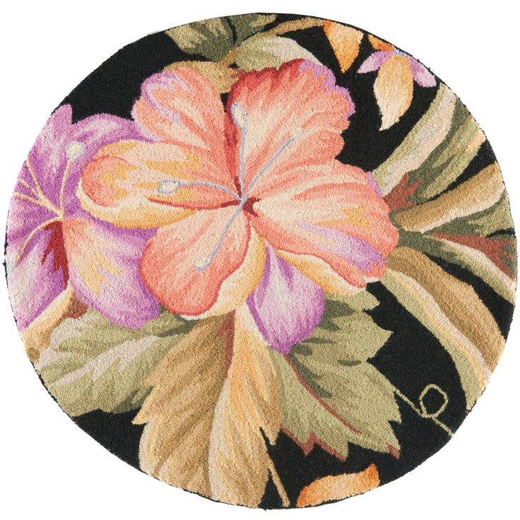 3 Foot Round Area Rugs Home Decor
