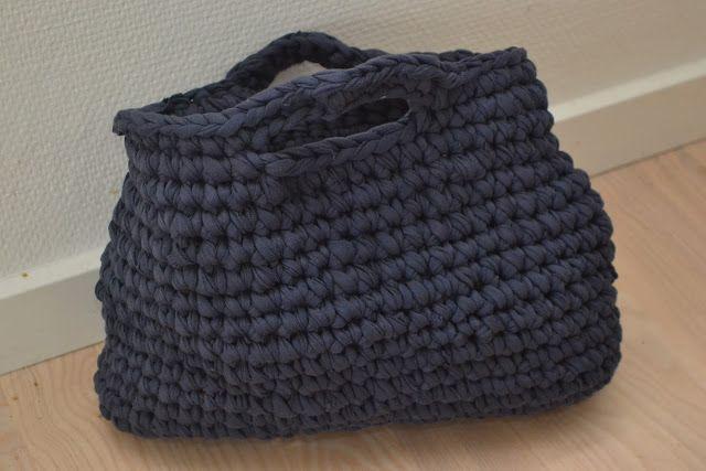Lines Verden: Hæklet taske