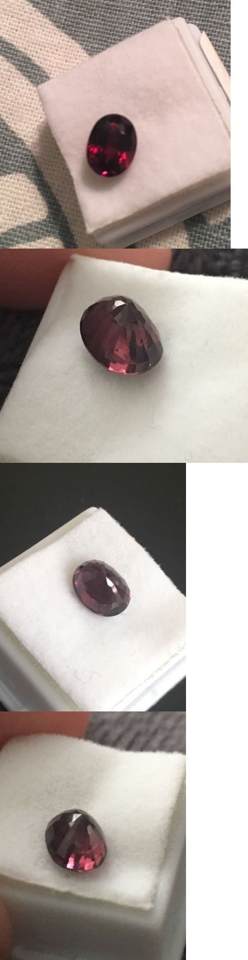 Spinel 110873: Magenta Spinel Oval Cut 2.13 Ct -Tanzanian -> BUY IT NOW ONLY: $110 on eBay!