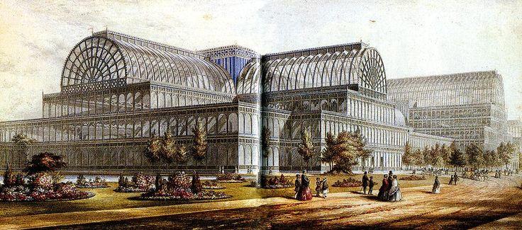 хрустальный дворец в лондоне 1851: 10 тыс изображений найдено в Яндекс.Картинках