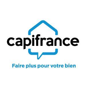 Nouveau logo Capifrance