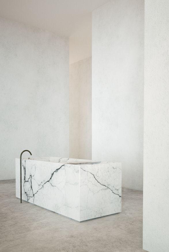Bathroom by Jon W Benedict.