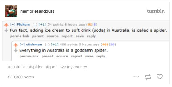 This friendly reminder. | 29 Times Tumblr Just Couldn't Take Australian Animals Seriously