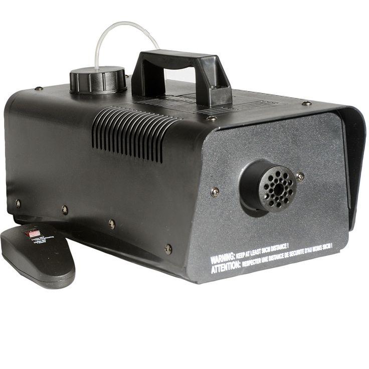 intertek fog machine