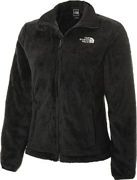 black fuzzy north face jacket - Google Search