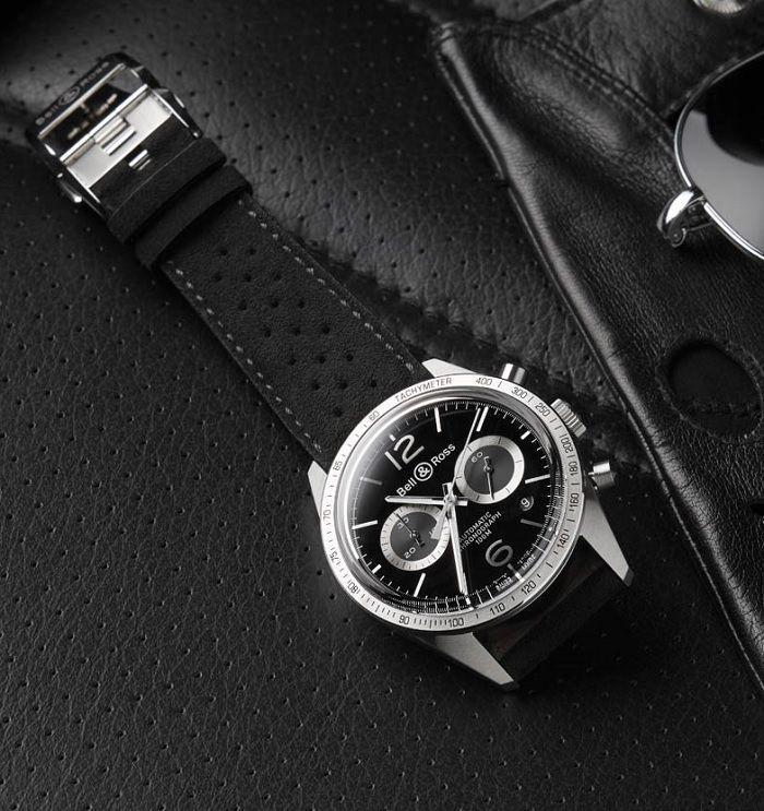 Bell & Ross Vintage BR 123 GT и Bell & Ross Vintage BR 126 GT - Пополнение в винтажной коллекции Белл Росс | Luxurious Watches