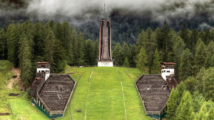 17 Haunting Photos Of Abandoned Olympic Venues From Around The World