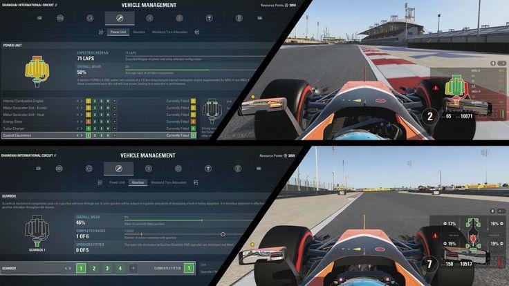Incluso En 'F1 2017 Trailer, Fernando Alonso a McLaren-Honda se Rompe