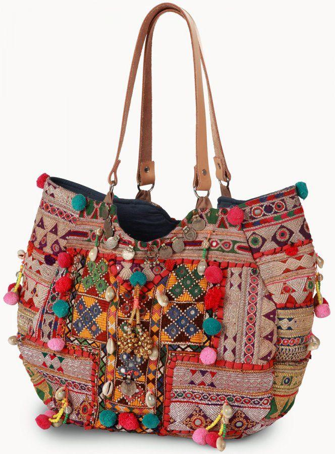Летние женские сумки для пляжа
