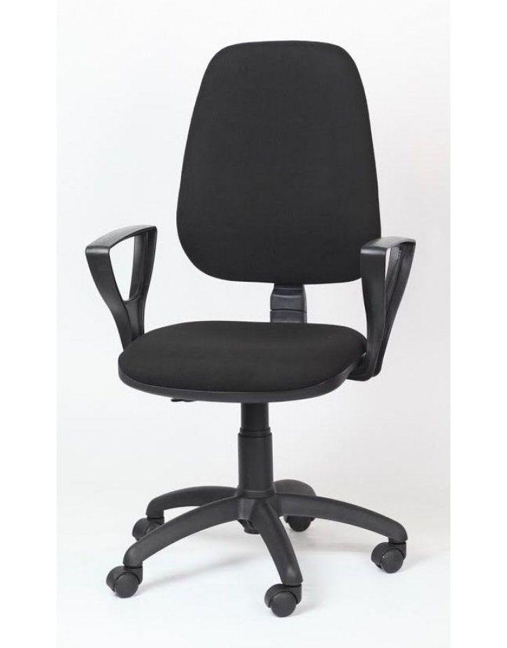 Scaun de birou ergonomic Alex negru - Sembazuru Art