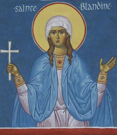 St. Blandine