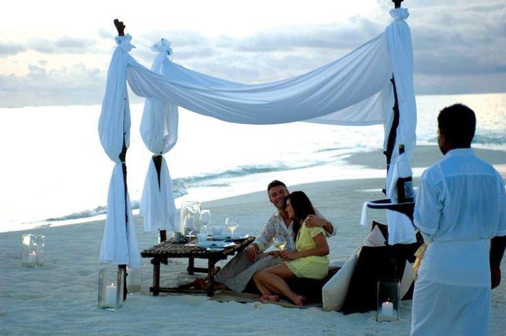 Maldives là nơi tuyệt vời để hưởng tuần trăng mật trên thế giới.