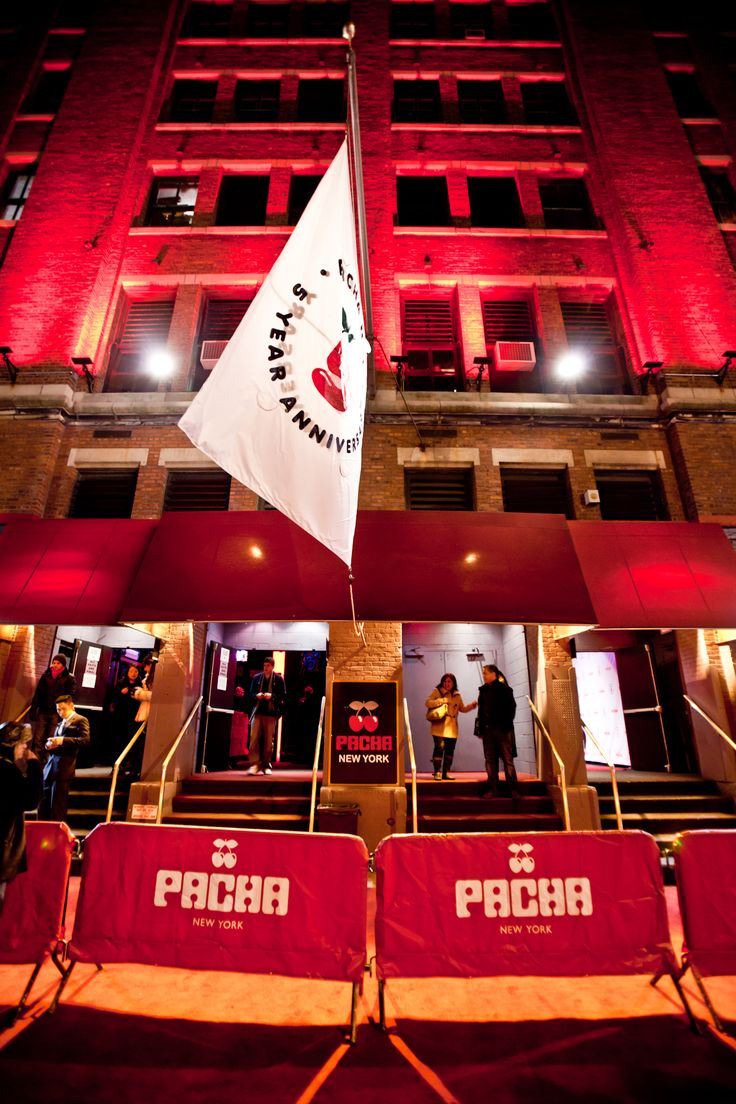 Clubs & Discotheques - Nightclubs - Pacha - New York