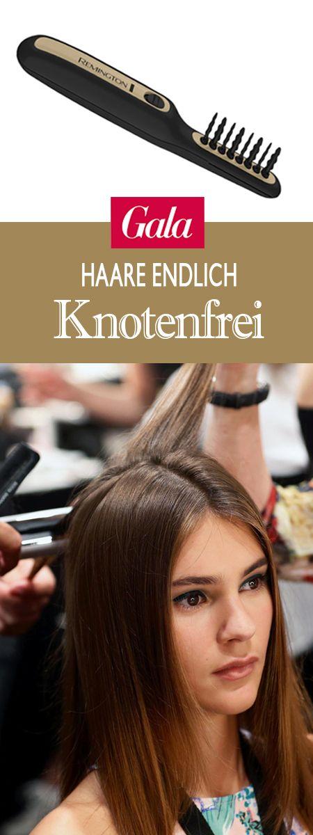 Ruf der Schönheit: Nie wieder Knoten im Haar