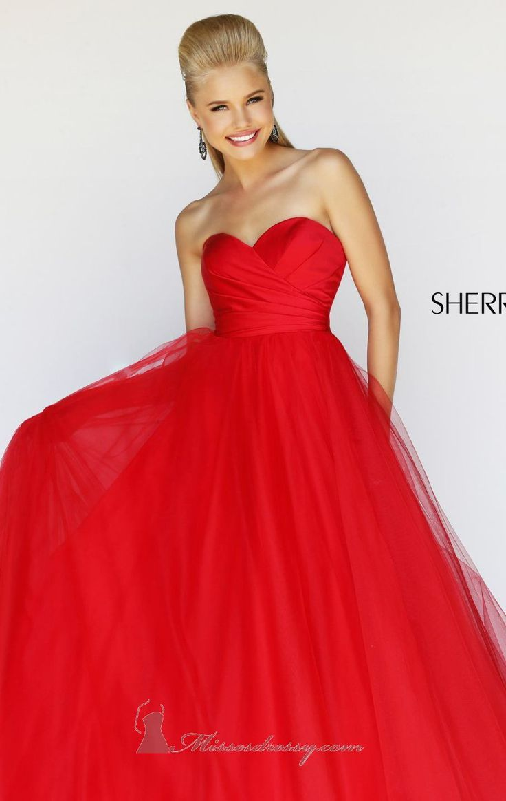 104 besten Romantic Reds Bilder auf Pinterest | Rote abtanzkleider ...