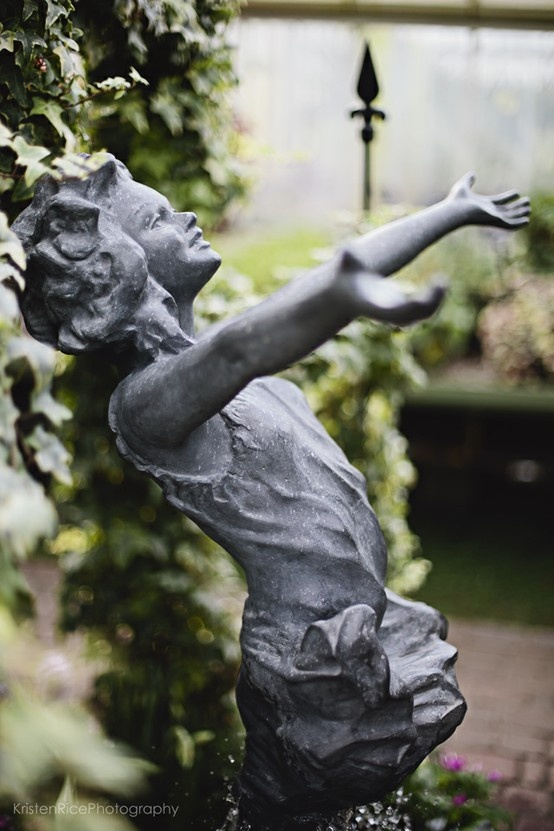 256 best Concrete Garden Art images on Pinterest   Garden art ...