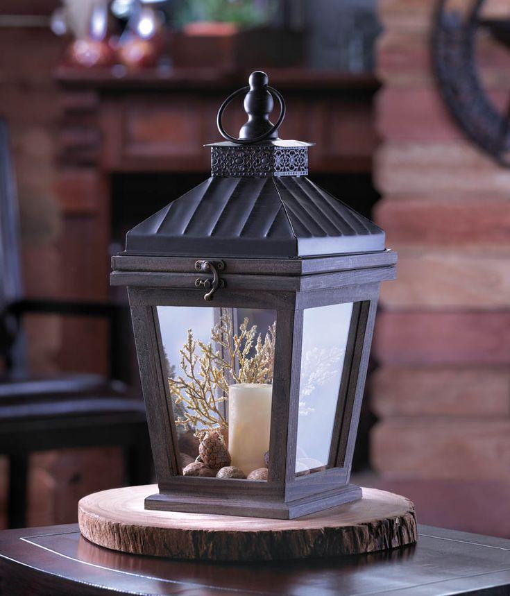 lantern floral centerpieces 12 bungalow candle lantern floral display wedding centerpiece. Black Bedroom Furniture Sets. Home Design Ideas