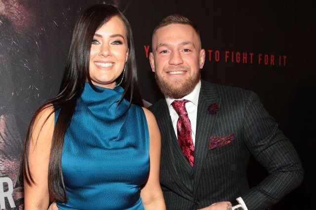 Watch Conor McGregor asked about marrying Dee Devlin in television interview