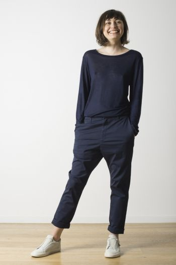 Iconic news trousers by HOPE