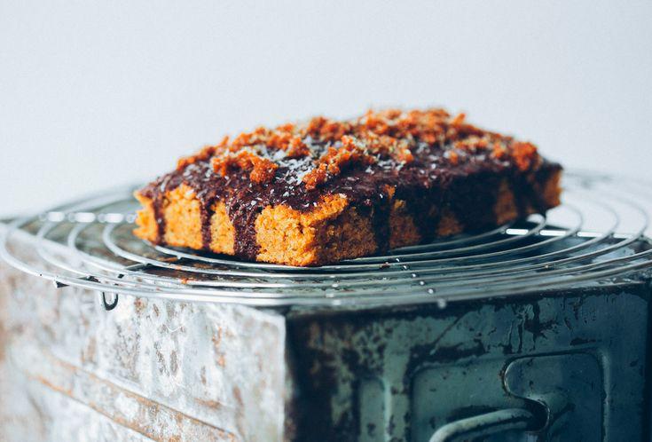Date un capricho para el desayuno o la merienda con esta super carrot cake fácil, saludable y deliciosa